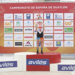 Ejena Viejo Triahtlon Spain Champion
